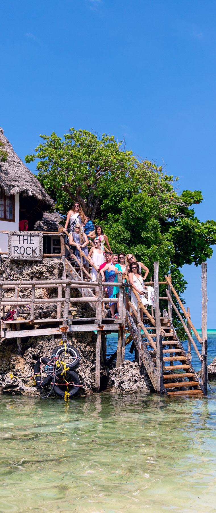 Luxury Safaris in Zanzibar